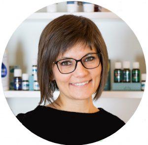 Kinesiologin Manuela Bauernfeind Team AROMAREICH