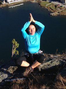 Meditation - Andrea vom AROMAREICH Team