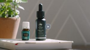 Young Living Video Nature's Ultra CBD