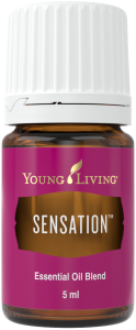 Ätherisches Öl Sensation von Young Living