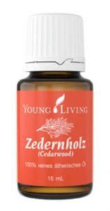 Zedernholz 15 ml - Ätherisches Öl von Young Living