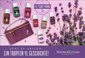 Young Living PV-Promo Aktion Juni 2019 Postcard