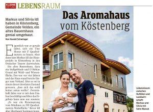 Das Aromahaus von Köstenberg Kleine Zeitung Steiermark