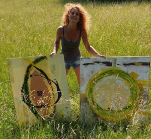 Sophie Aspernig Kunst im AROMAREICH