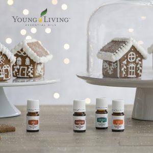 Bake Me Happy Young Living Weihnachtskatalog 2019 DE