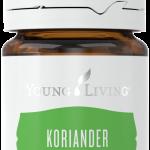Young Living ätherische Öle Cilantro Koriander_5ml_AT_Plus_2016