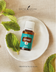 Young Living Produktkatalog Product Guide DE 2020 Titelbild