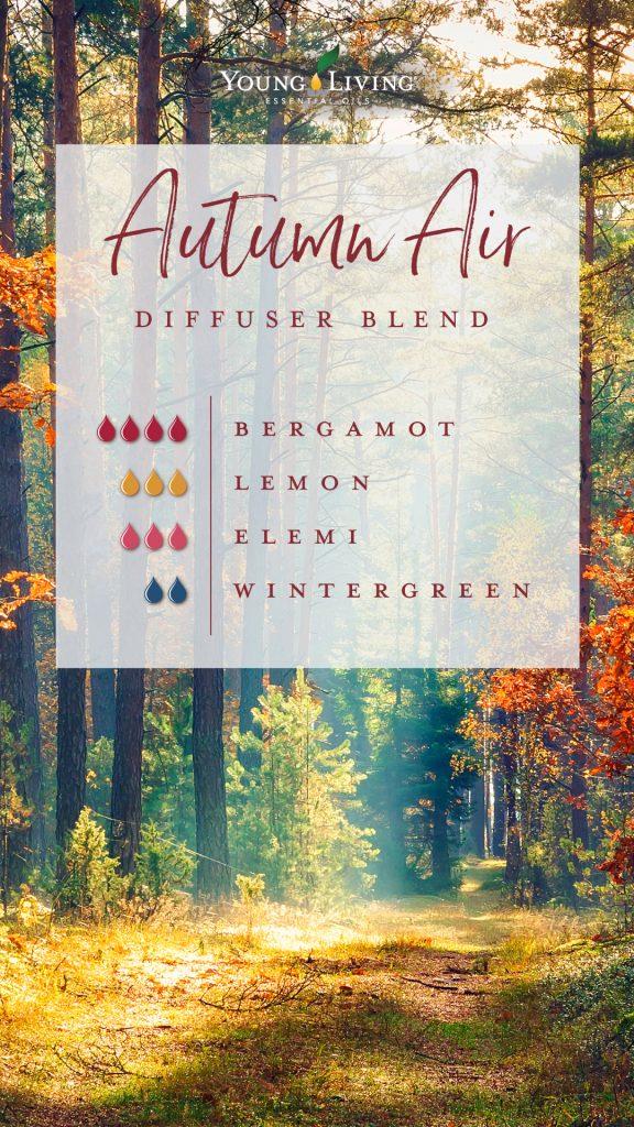 Blog_DIY Herbstmischungen zum Verlieben Sep_2020 Autumn-Air_Diffuser Ölmischung