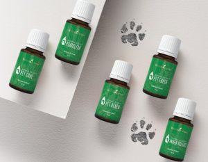 Ätherische Öle für Haustiere Titel