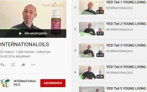 YouTube InternationalOils AROMAREICH