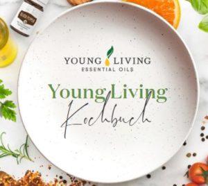 Young Living Kochbuch Header