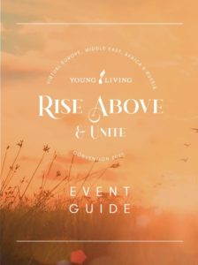Young Living Virtual Convention 2021 Event Guide